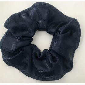 Navy Mystique Scrunchie